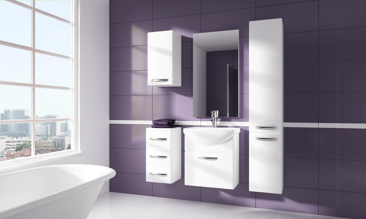 Typowy Zestaw Mebli łazienkowych Meble Do łazienki